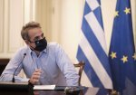 PM Mitsotakis meets with US International Development Finance Corporation
