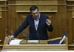 SYRIZA leader Tsipras: Τhe extension of territorial waters in the Ionian Sea was a good step