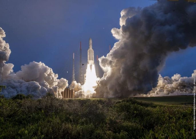 Ariane 5 - Launch II.jpg