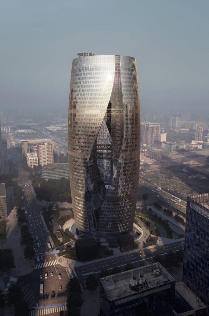 Zaha Hadid Architects Renders by MIR