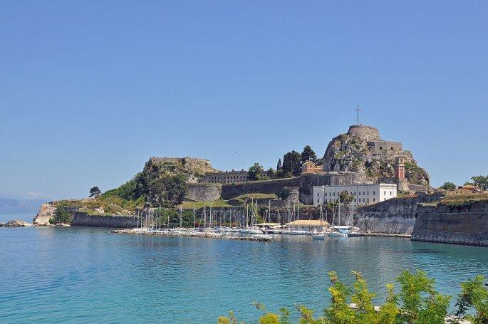 Παλαιό Φρούριο Κέρκυρας