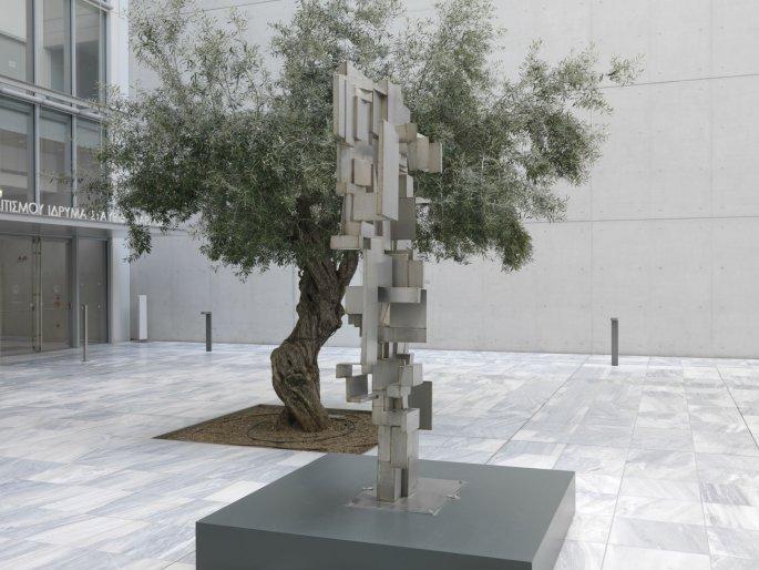 Αποτέλεσμα εικόνας για Γιώργος Ζογγολόπουλος – Το όραμα μιας δημόσιας γλυπτικής: Έκθεση στο ΚΠΙΣΝ