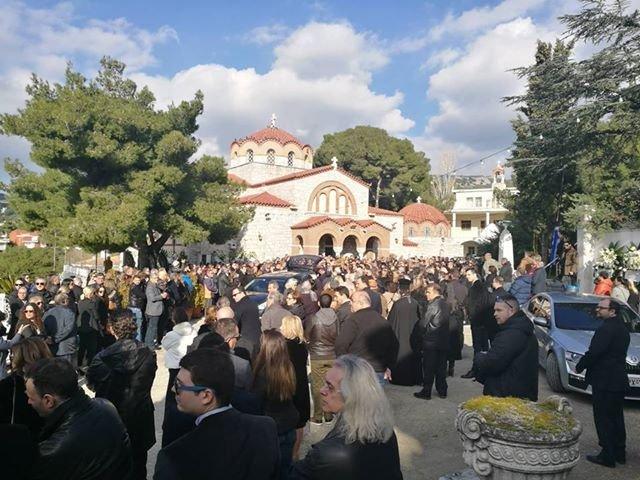 κηδεία Αναστασιάδη