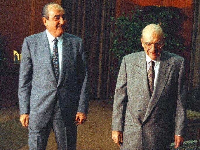 Παπανδρέου - Μητσοτάκης