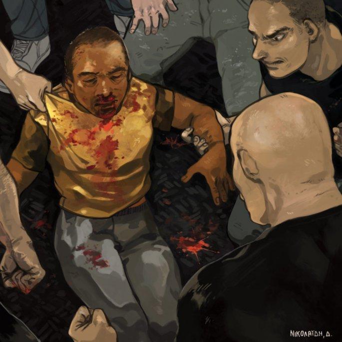 Ρατσιστικές επιθέσεις