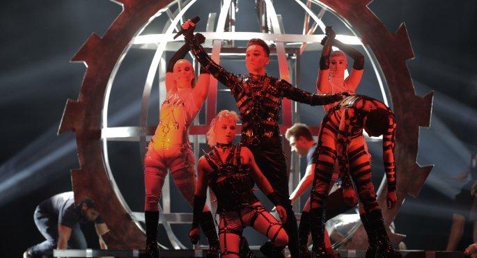 Ισλανδία, Eurovision