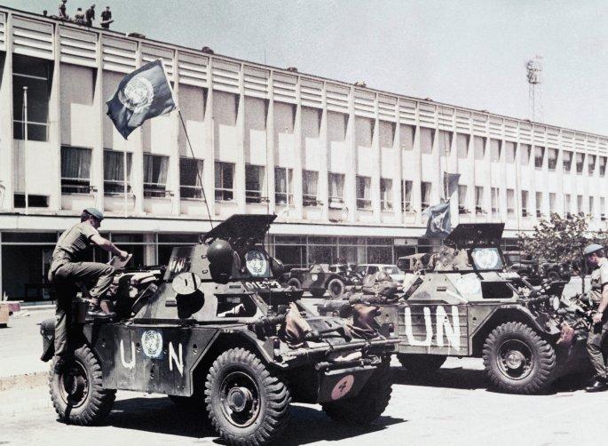 Τουρκική εισβολή στην Κύπρο