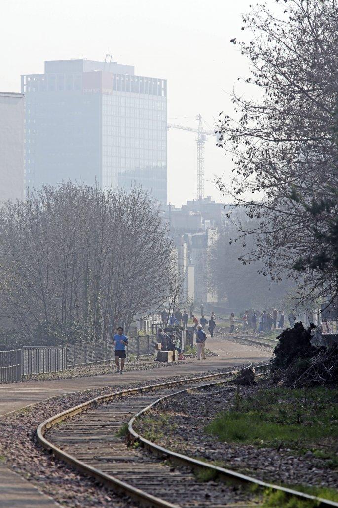 Η σιδηροδρομική γραμμή στο Παρίσι που θα γίνει πάρκο