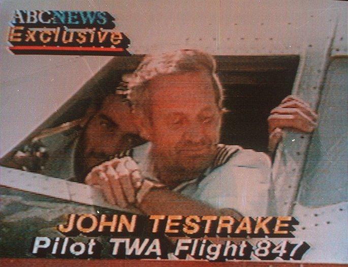 Αεροπειρατεία 1985 σε πτήση της TWA