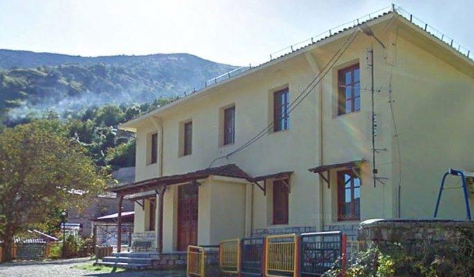 Το δημοτικό σχολείο Ανθηρού Καρδίτσας