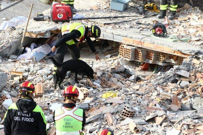 Αλβανία, σεισμός