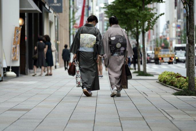 Γυναίκες στην Ιαπωνία