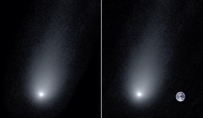 Κομήτης Μπορίσοφ