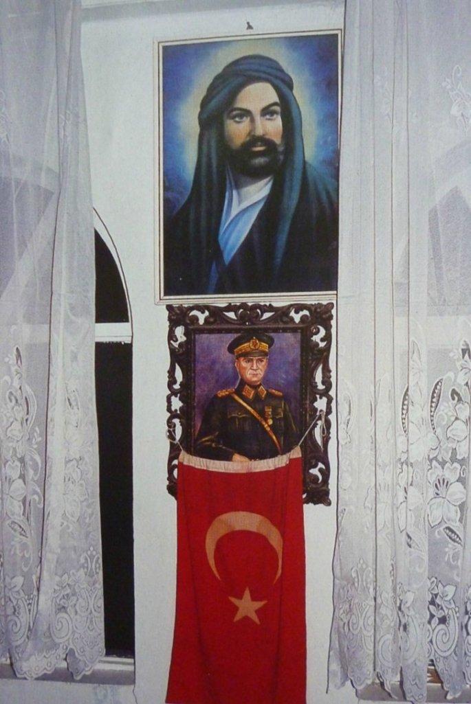 """Ο στρατός στην Τουρκία στελεχώθηκε από Αλεβίτες αξιωματικούς (""""κακούς"""" μουσουλμάνους)"""