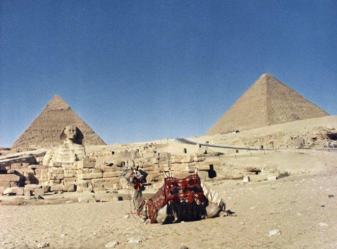 Πυραμίδες: Μήπως λύθηκε επιτέλους το μνημειώδες μυστήριο της κατασκευής τους;