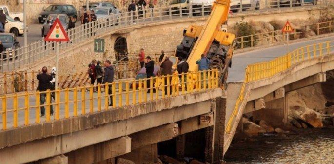 πεσμένη γέφυρα Καβάλα