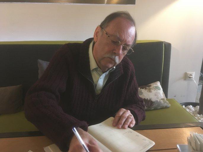 Ο Ρόντρικ Μπίτον στη Θεσσαλονίκη