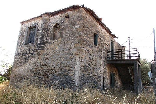 Το πυργόσπιτο που γενήθηκε ο Κιαμήλ στη Συκιά / Foto pemptousia.gr