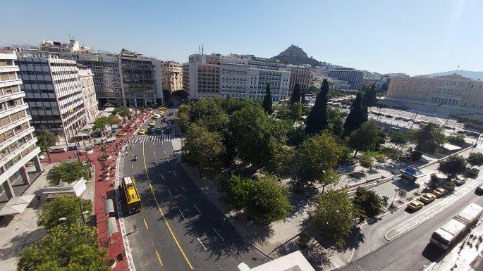 Μεγάλος Περίπατος Αθήνας