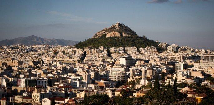 Αθήνα, Λυκαβηττός
