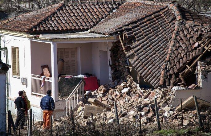 Ισχυροί μετασεισμοί και τις επόμενες βδομάδες στην Ελασσόνα