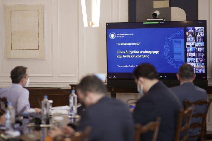 Εθνικό Σχέδιο Ανάκαμψης στο υπουργικό συμβούλιο