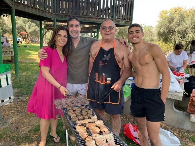 Σε διακοπές με την οικογένειά του στο τουριστικό θέρετρο Γκαν Σάχνε βρίσκεται ο Ιάκωβος Φλορεντίν