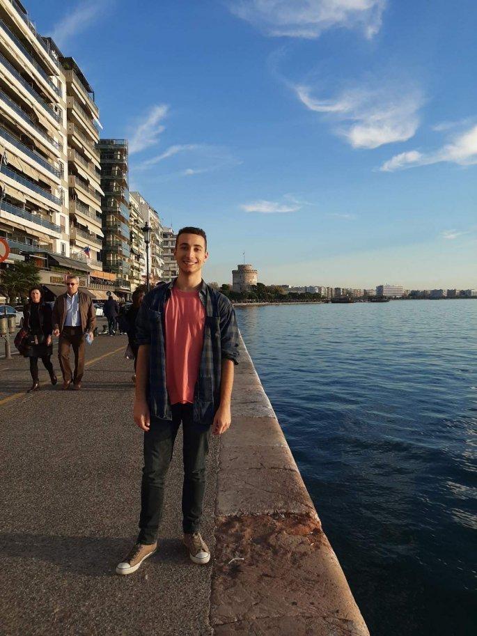 Παιδικό μου όνειρο να σπουδάσω σε ελληνικό πανεπιστήμιο λέει η Damjan Kozarov