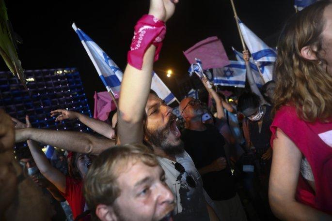 πανηγυρισμοί στο Ισραήλ