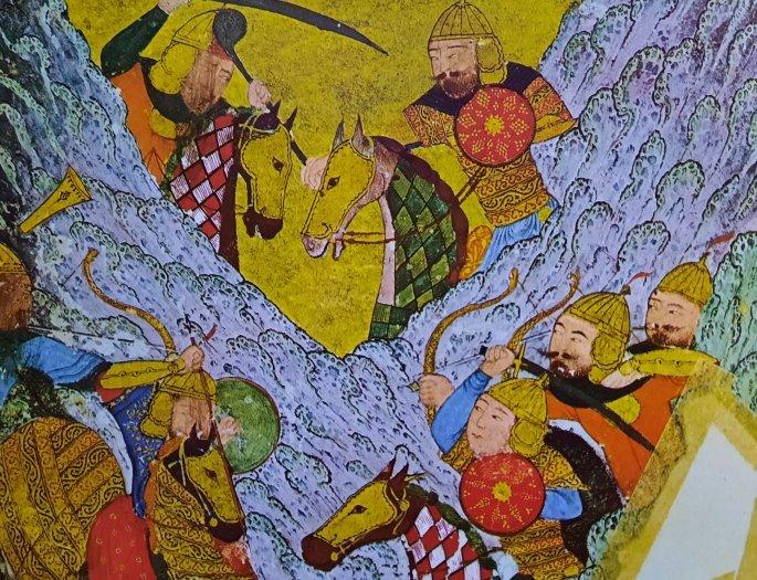 Μογγόλοι - πολεμιστές