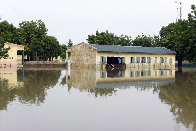 Πλημμύρες στη Νιγηρία
