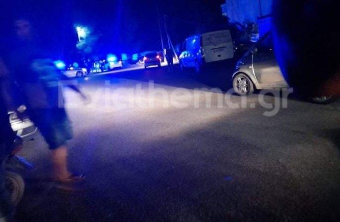 νεκρός αστυνομικός στην Εϋβοια