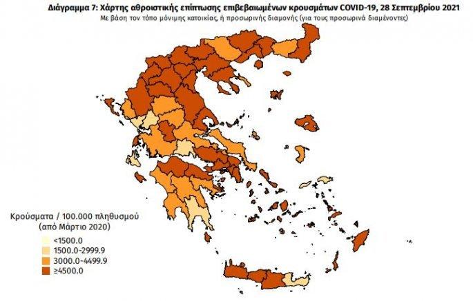 κρουσματα Ελλάδα