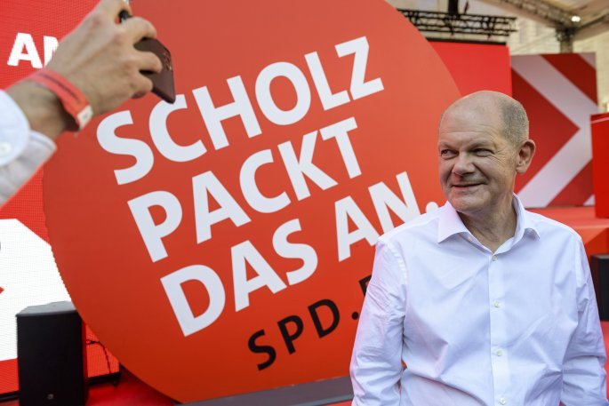 Εκλογές Γερμανία: Ο Σολτς το μεγάλο φαβορί για την Καγκελαρία - Ποιος είναι  ο πολιτικός που ετοιμάζεται να φορέσει το «κοστούμι της Μέρκελ» | Έθνος