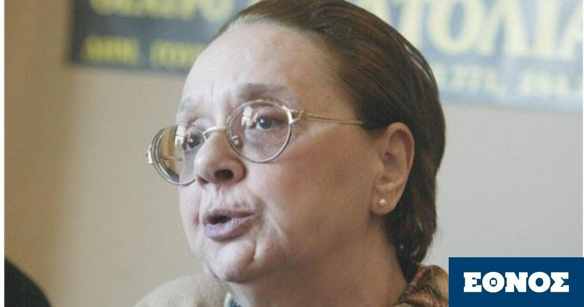 Μάγια Λυμπεροπούλου: Έφυγε από τη ζωή σε ηλικία 81 ετών η ηθοποιός