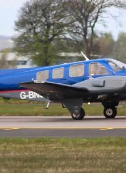Beechcraft BE58