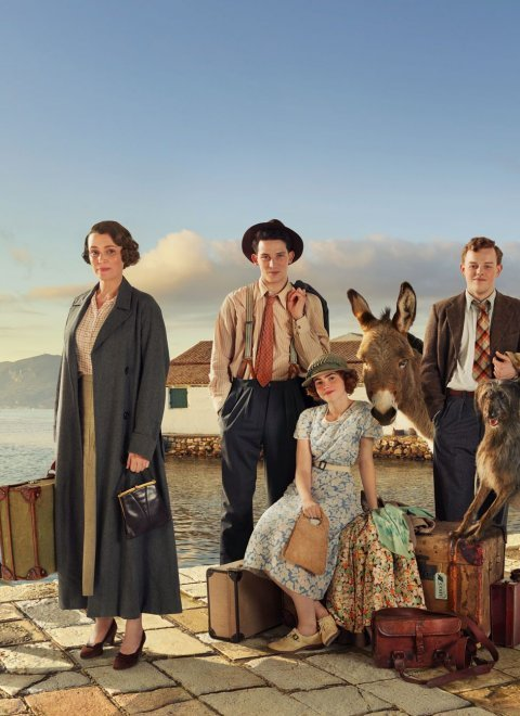 The Durrells in Corfu